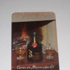 Coleccionismo Calendarios: CALENDARIO PORTUGAL 1985 - CAVES DO BARROCAO (AGUARDIENTE VELHA. BEBIDAS). Lote 39668321