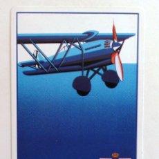 Coleccionismo Calendarios: CALENDARIO DE BOLSILLO 2001. MUSEO DEL AIRE. CUATROVIENTOS/MADRID.. Lote 40031067