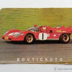 Coleccionismo Calendarios: CALENDARIO PORTUGAL 1987. Lote 40032474
