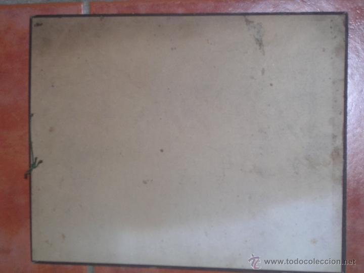 Coleccionismo Calendarios: CALENDARIO DE PARED OSBORNE 1942 DE CARTON - CARTEL - Foto 6 - 40118756
