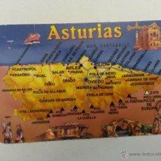 Coleccionismo Calendarios: CALENDARIO ASTURIAS 2006. Lote 40192673
