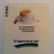 Coleccionismo Calendarios: CALENDARIO SEGUROS ALLIANZ 1996. Lote 40271107