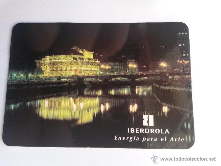 CALENDARIO IBERDROLA 1996 (Coleccionismo - Calendarios)
