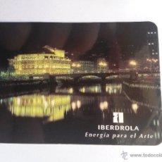 Coleccionismo Calendarios: CALENDARIO IBERDROLA 1996. Lote 40310217
