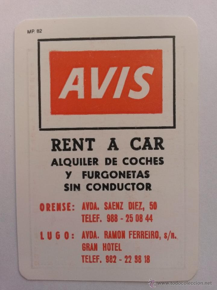 Calendario Avis.Calendario Avis 1990 De Galicia