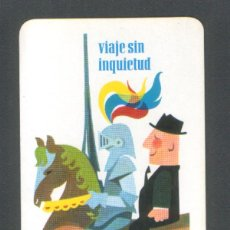 Coleccionismo Calendarios: .1 CALENDARIO H. FOURNIER ** BANCO DE BILBAO ** - AÑO 1968. Lote 40390977