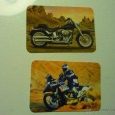 Coleccionismo Calendarios: LOTE CALENDARIOS MOTOS EXTRANJEROS 2010. Lote 40645381