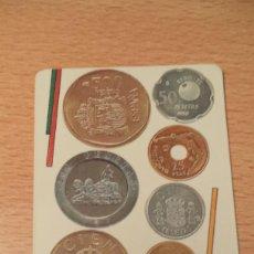 Coleccionismo Calendarios: CALENDARIO DE BOLSILLO 1991 FABRICA NACIONAL DE MONEDA Y TIMBRE . Lote 40698905