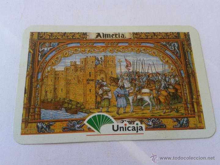 Calendario Unicaja.Calendario 1992 Almeria Unicaja