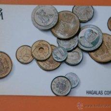 Coleccionismo Calendarios: CALENDARIO DE BOLSILLO FÁBRICA NACIONAL DE MONEDA Y TIMBRE 1992 - DIVERSOS AUTORES. Lote 40799394
