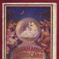 Coleccionismo Calendarios: ALMANAQUE DE ROSS 1928. Lote 41104081
