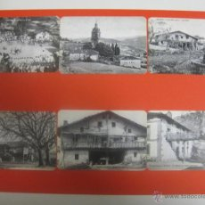 Coleccionismo Calendarios: BILBAO LOTE 6 CALENDARIOS DIFERENTES BILBAO FILATELIA UNAMUNO 1997. Lote 172318692