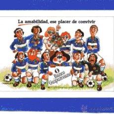 Coleccionismo Calendarios: + CALENDARIO DE BANCO GUIPUZCOANO- FOURNIER - AÑO 1979. Lote 41257169