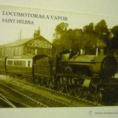 Coleccionismo Calendarios: CALENDARIO FERROCARRIL .- 2010. Lote 41472153