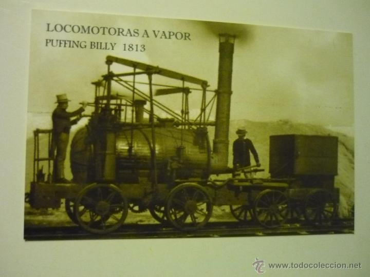 CALENDARIO FERROCARRIL .- 2010 (Coleccionismo - Calendarios)