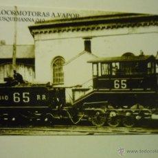 Coleccionismo Calendarios: CALENDARIO FERROCARRIL 2010. Lote 41473191