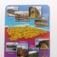 Coleccionismo Calendarios: CALENDARIO 2006 ASTURIAS. Lote 41477949