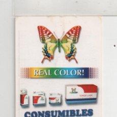 Coleccionismo Calendarios: CALENDARIO EXTRANJERO DE CASA COMERCIALES DE REAL COLOR MARIPOSA DEL AÑO 2007 VER FOTO ADICIONAL. Lote 41482605