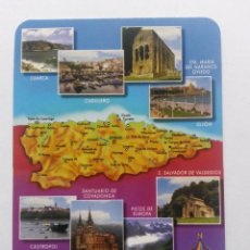 Coleccionismo Calendarios: CALENDARIO 2006 ASTURIAS. Lote 41495598