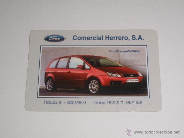 Calendario Max 2005.Calendario 2005 Comercial Herrero Concesionario Ford Ford Focus C Max Coches