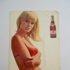 Coleccionismo Calendarios: CALENDARIO CERVEZAS EURO PILS 1969,--ENVÍO 0,50€. Lote 41604700