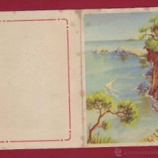 Coleccionismo Calendarios: CALENDARIO BOLSILLO CINE. - 1954. Lote 41754274