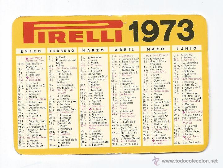 Calendario 1973.6686 Calendario 1973 Pirelli