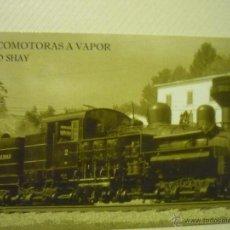 Coleccionismo Calendarios: CALENDARIO FERROCARRIL .-2010. Lote 42292784