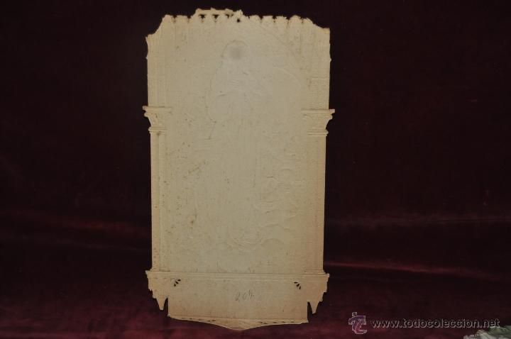 Coleccionismo Calendarios: CALENDARIO TROQUELADO DE PRINCIPIOS DEL SIGLO XX - Foto 4 - 42323979