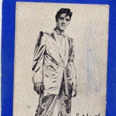 Coleccionismo Calendarios: CALENDARIO DE PUBLICIDAD - ELVIS PRESLEY - AÑO 1969. Lote 42415540