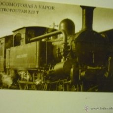 Coleccionismo Calendarios: CALENDARIO FERROCARRIL -2010. Lote 42554368