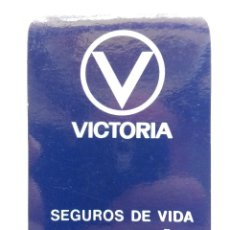 Coleccionismo Calendarios: CALENDARIO PORTUGAL 1987 SEGUROS VICTORIA. Lote 42579368
