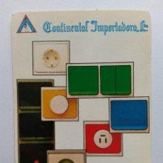 Coleccionismo Calendarios: CALENDARIO PORTUGAL 1987 ELECTRICIDAD. Lote 42625693