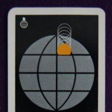 Coleccionismo Calendarios: CALENDARIO FOURNIER. CAJA DE AHORROS MUNICIPAL DE LA CIUDAD DE VITORIA. 1975. Lote 276565173