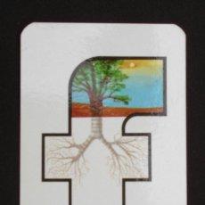 Coleccionismo Calendarios: CALENDARIO ALMANAQUE DE BOLSIILO F 1983 (RARO). Lote 42765493