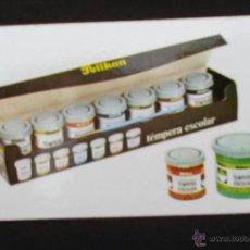 Coleccionismo Calendarios: CALENDARIO ALMANAQUE DE BOLSIILO PELIKAN 1975. Lote 42765516