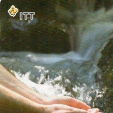 Coleccionismo Calendarios: CALENDARIO FOURNIER TFB FLYGT, AÑO 2008. Lote 45578318