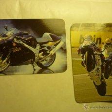 Coleccionismo Calendarios: LOTE CALENDARIOS EXTRANJEROS MOTOCICLISMO .-2010. Lote 43017208