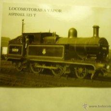 Coleccionismo Calendarios: CALENDARIO FERROCARRIL .- 2010. Lote 43020449