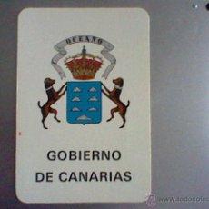 Coleccionismo Calendarios: CALENDARIO GOBIERNO DE CANARIAS 1984 . Lote 43047863