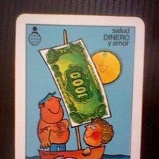 Coleccionismo Calendarios: CALENDARIO FOURNIER 1984 CAJA AHORROS MADRID . Lote 43060792