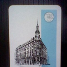 Coleccionismo Calendarios: CALENDARIO BOLSILLO FOURNIER 1968 BANESTO BANCO ESPAÑOL CREDITO . Lote 43072196