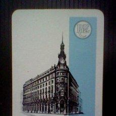 Coleccionismo Calendarios: CALENDARIO BOLSILLO FOURNIER 1968 BANESTO BANCO ESPAÑOL CREDITO . Lote 43072322