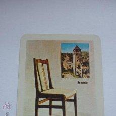 Coleccionismo Calendarios: CALENDARIO DE BOLSILLO FOURNIER AÑO 1971 MOCHOLÍ UNA SILLA PARA CADA USO. Lote 38344896