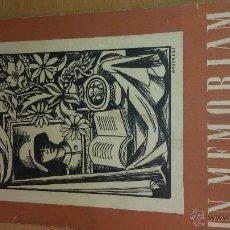 Coleccionismo Calendarios: CALENDARIO POSTAL SUIZO SEGUNDA GUERRA MUNDIAL IN MEMORIAN. Lote 43440579