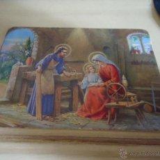 Coleccionismo Calendarios: CALENDARIO ALMANAQUE BOLSILLO RELIGIOSO. Lote 43657879