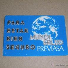 Coleccionismo Calendarios: CALENDARIO 1987 - PREVIASA. SEGUROS. Lote 43699318