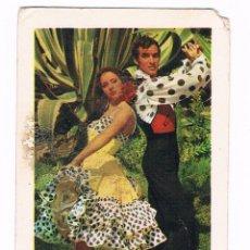 Coleccionismo Calendarios: CALENDARIO ANTIGUO AÑO 1969 MOTIVOS FLAMENCOS CASA COMERCIAL RARO. Lote 43852356