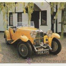 Coleccionismo Calendarios: CALENDARIO TEMA COCHES 1989. Lote 43917141