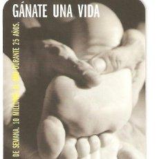 Coleccionismo Calendarios: CALENDARIO BOLSILLO AÑO 2000. Lote 222282212